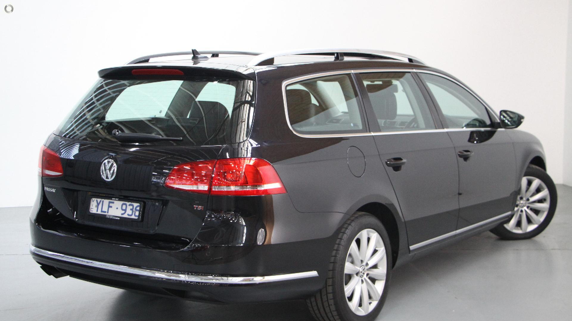 2010 Volkswagen Passat 118TSI Type 3C