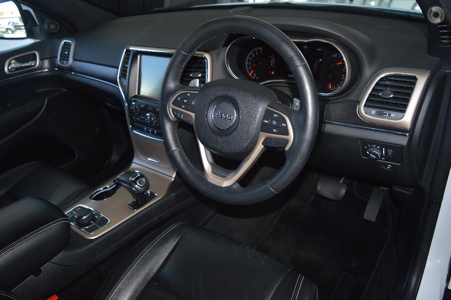 2015 Jeep Grand Cherokee Limited WK