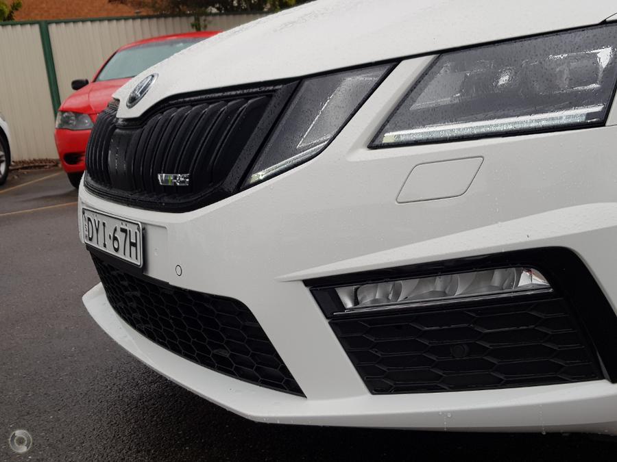 2018 SKODA Octavia RS 169TSI NE