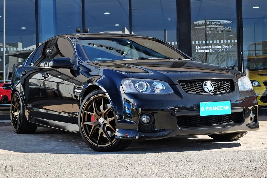 2010 Holden Commodore SS V Redline VE Series II