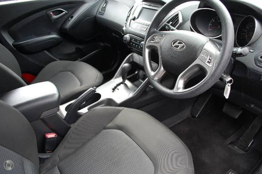2014 Hyundai ix35 Active Series II
