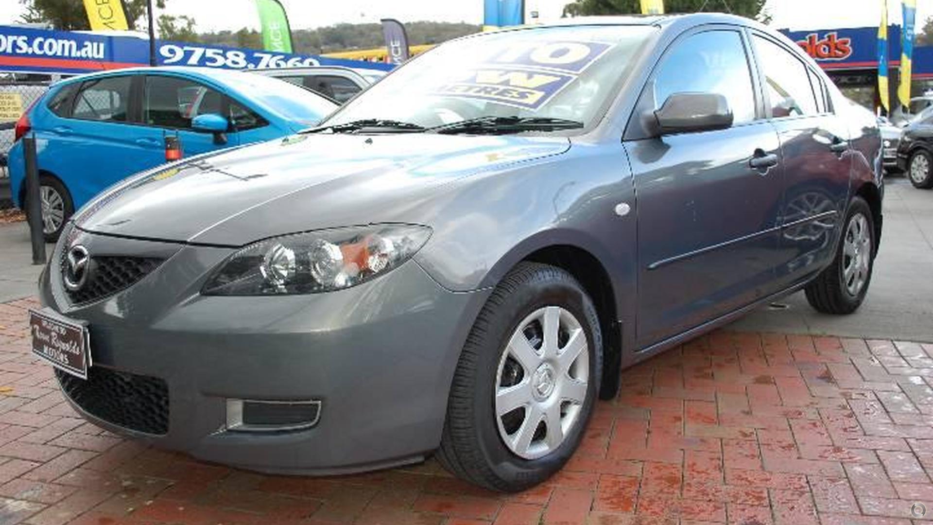 2007 Mazda 3 Neo BK Series 2