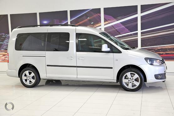 2011 Volkswagen Caddy TDI250 2K
