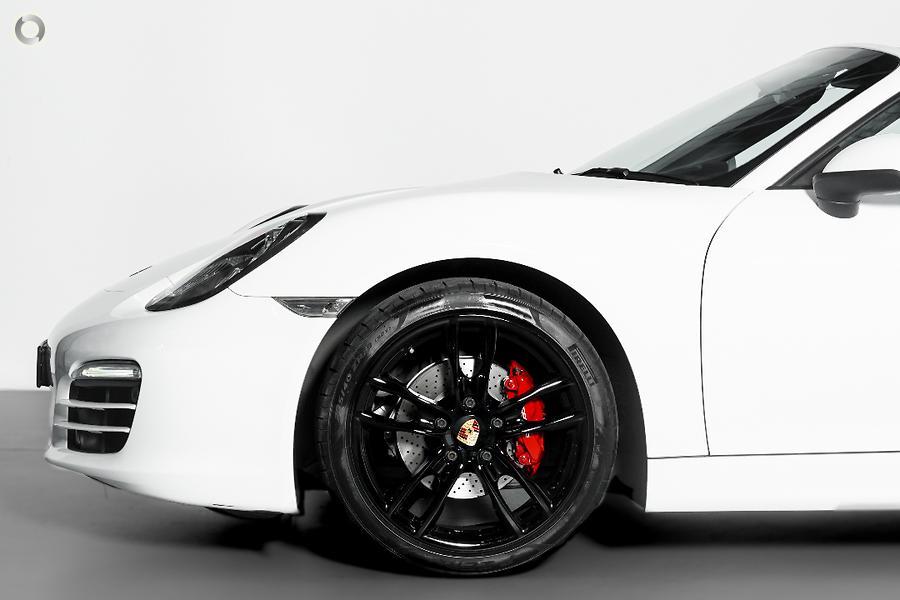 2014 Porsche Boxster  981