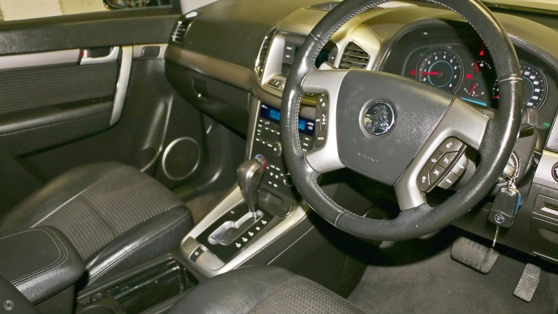 2011 Holden Captiva CX CG