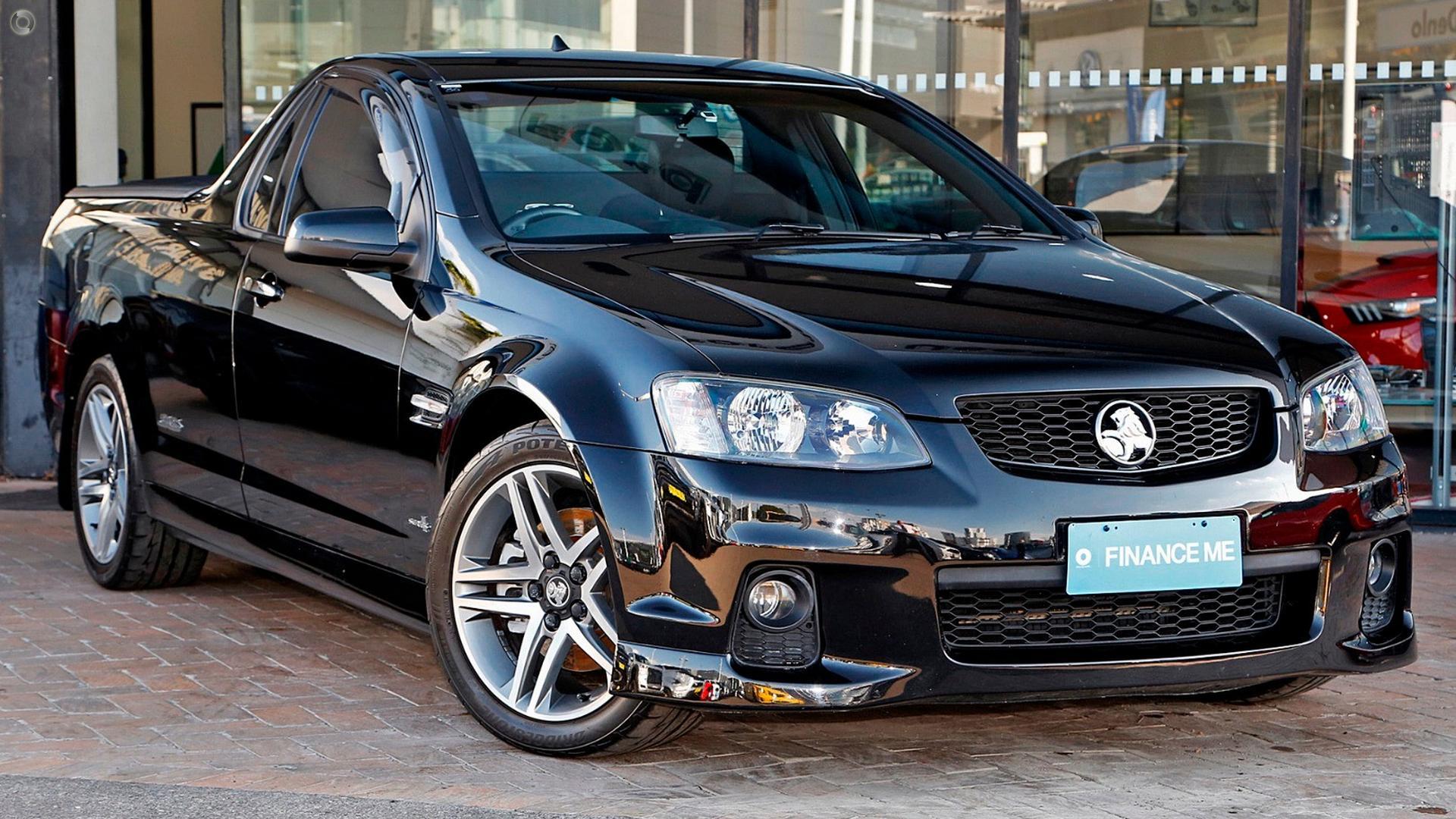 2010 Holden Ute SS VE Series II