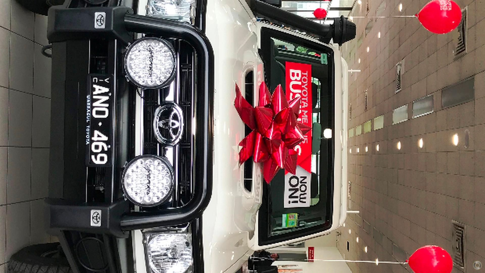 2017 Toyota Landcruiser GXL VDJ79R