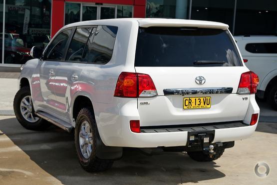 2014 Toyota Landcruiser GXL VDJ200R