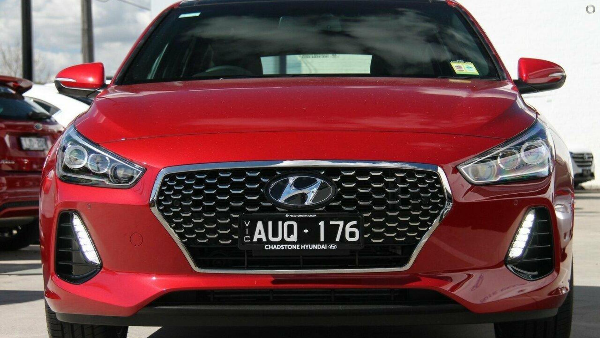 2018 Hyundai i30 SR Premium PD2