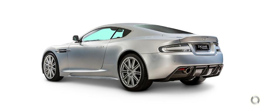 2008 Aston Martin Dbs No Series Zagame Automotive