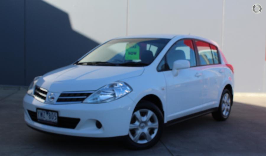 2011 Nissan Tiida ST C11 S3