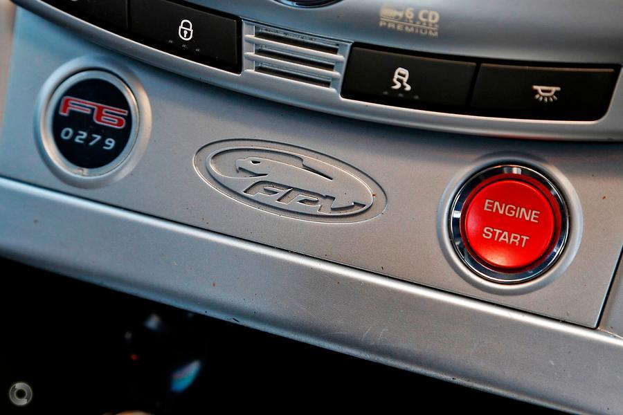 2008 Ford Performance Vehicles F6  FG