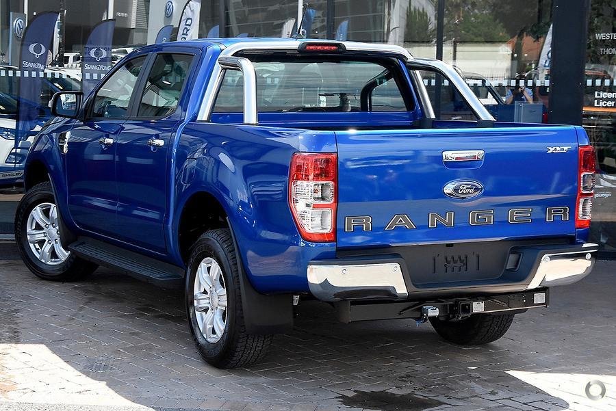 2018 Ford Ranger XLT PX MkIII