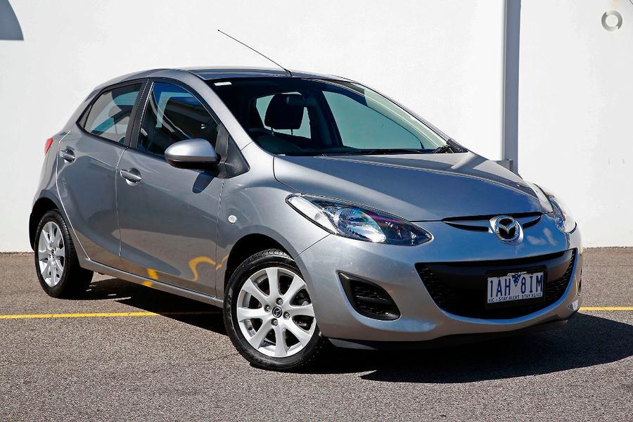 2013 Mazda 2 Neo Sport DE Series 2