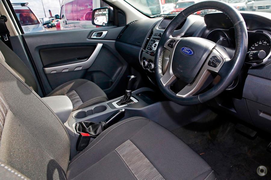 2014 Ford Ranger XLT Hi-Rider PX