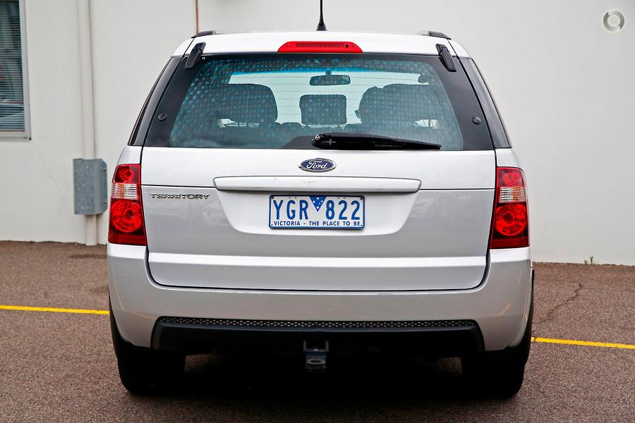 2010 Ford Territory TX SY MKII