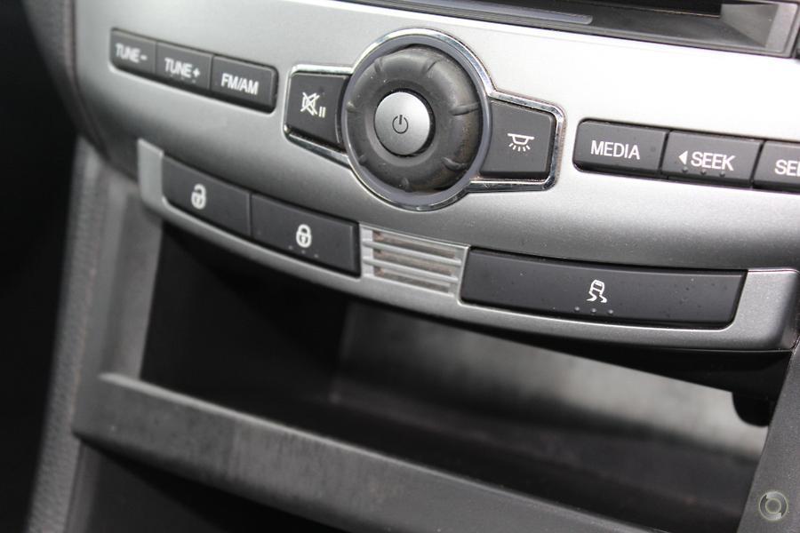 2015 Ford Falcon Ute XR6 FG X