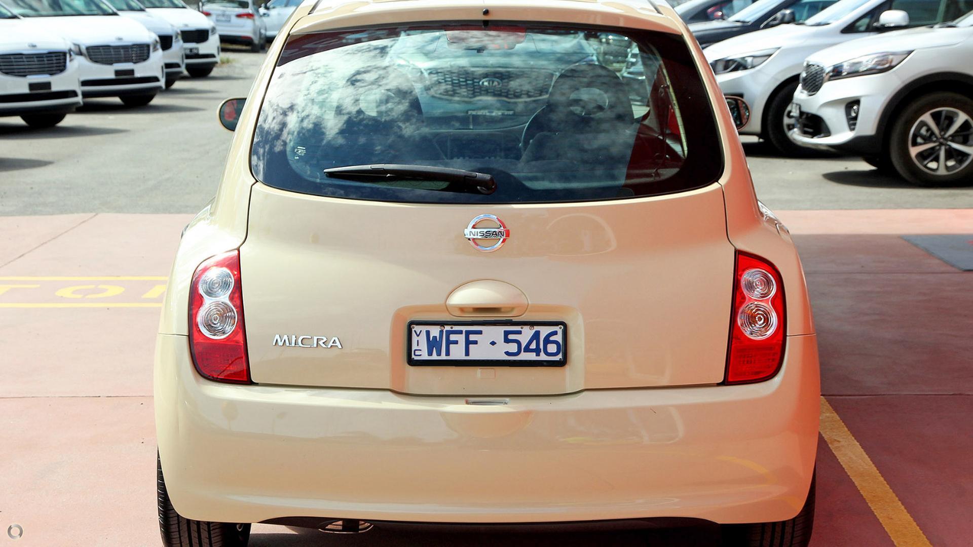 2008 Nissan Micra  K12