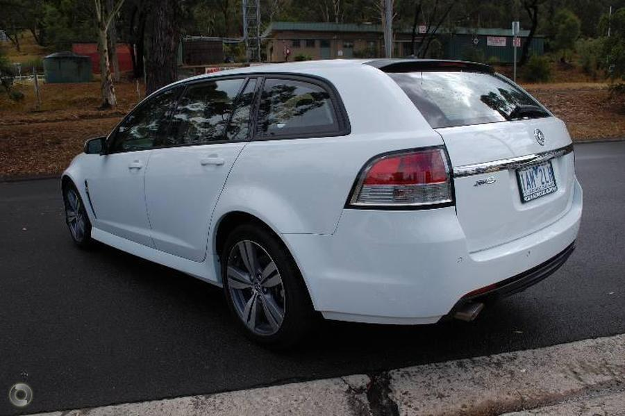 2013 Holden Commodore SV6 VF