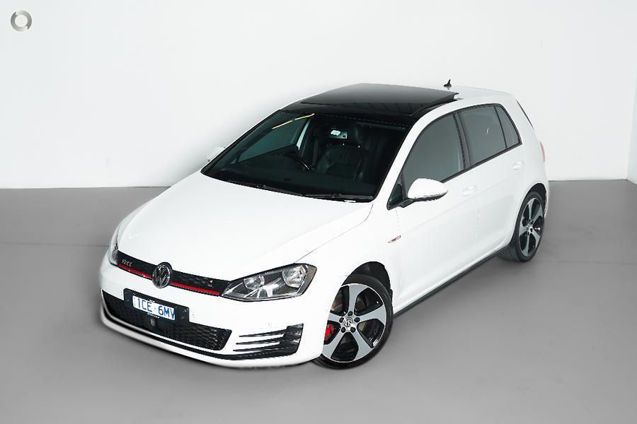2014 Volkswagen Golf GTI 7