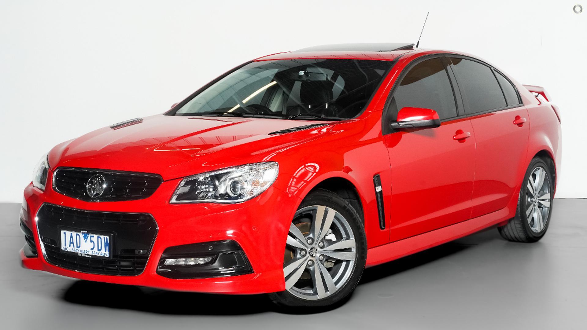 2013 Holden Commodore SV6 VF