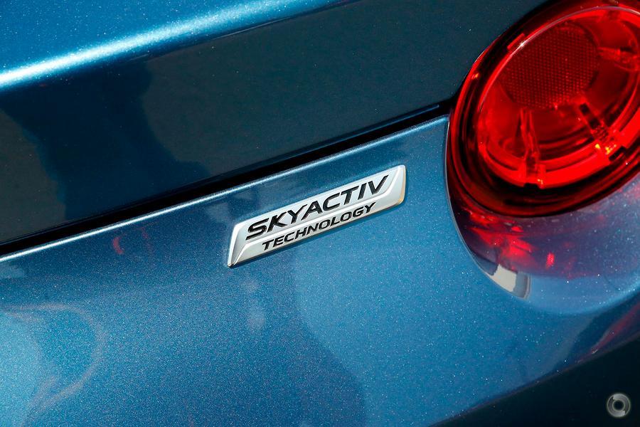 2018 Mazda MX-5 GT ND