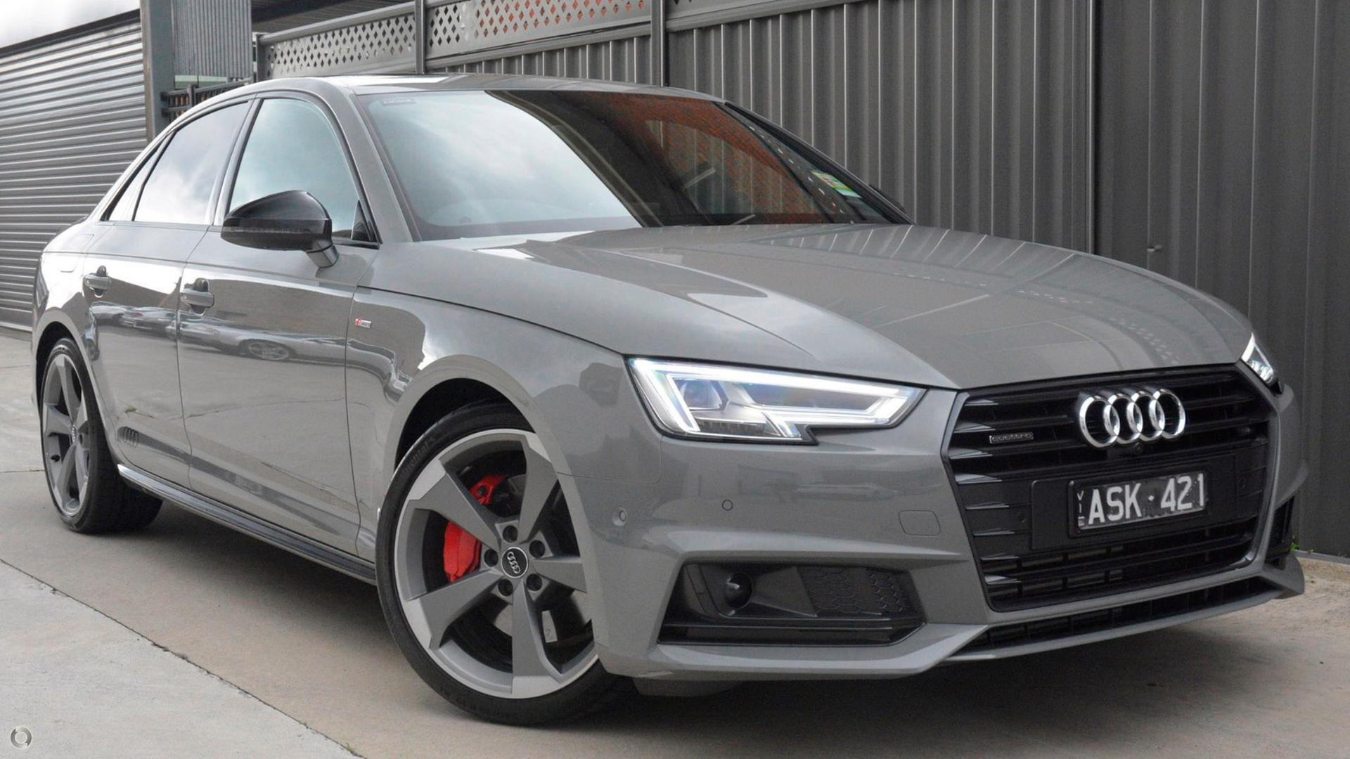 2018 Audi A4 Black Edition B9 - Zagame Automotive