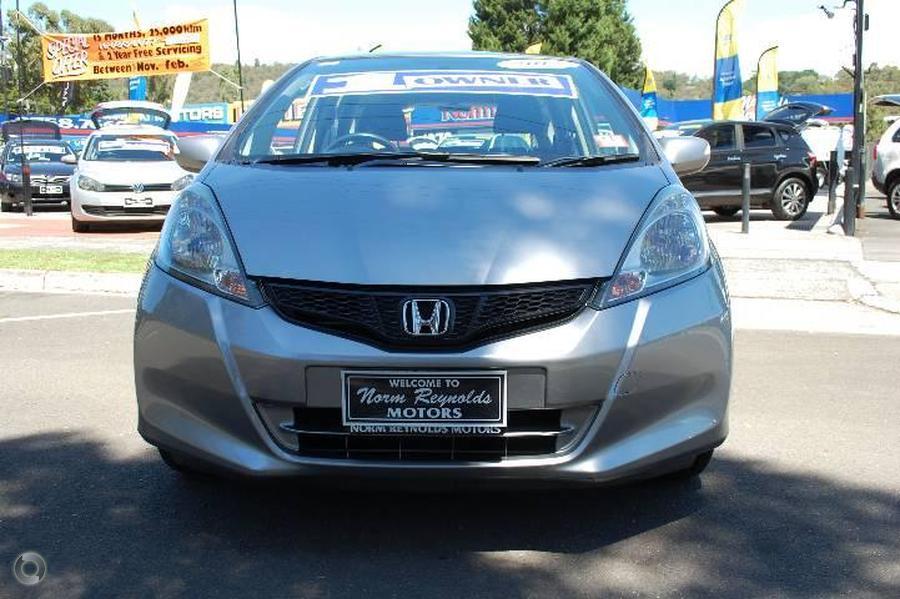 2012 Honda Jazz Vibe GE