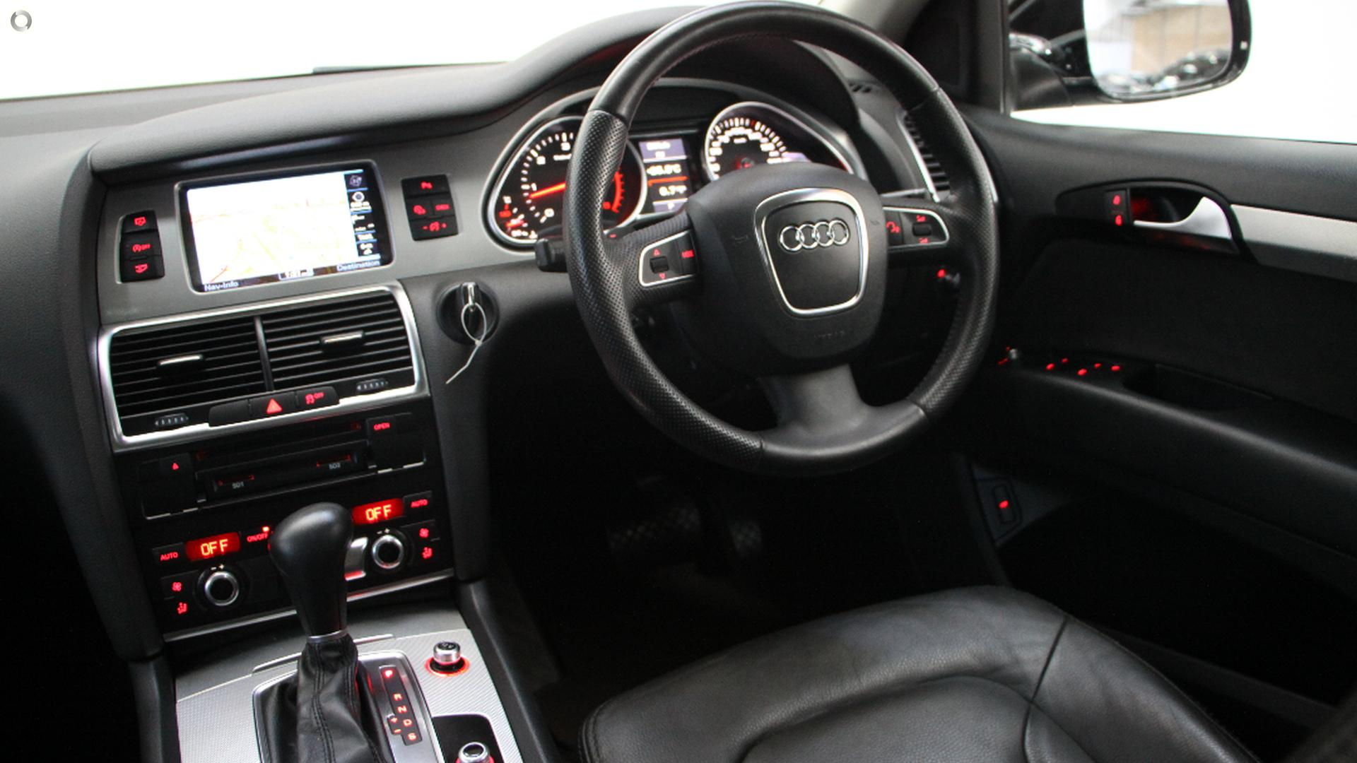 2011 Audi Q7 TDI (No Series)