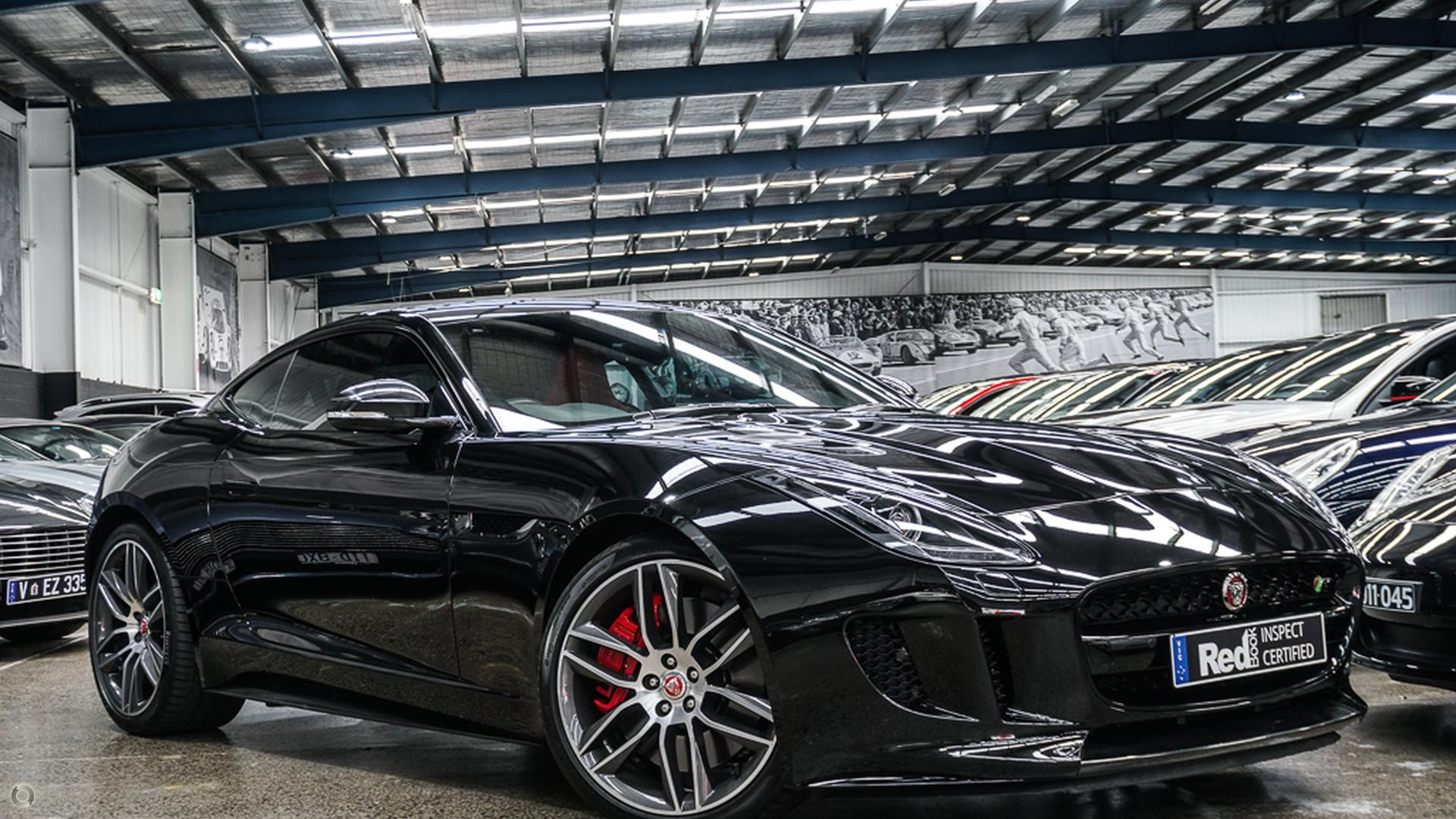 2015 Jaguar F-TYPE R X152