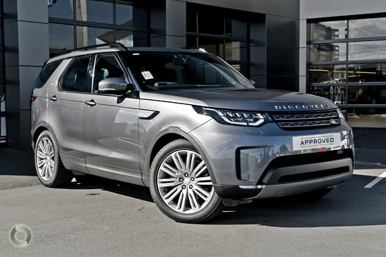 2017 Land Rover Discovery SD4 SE Series 5