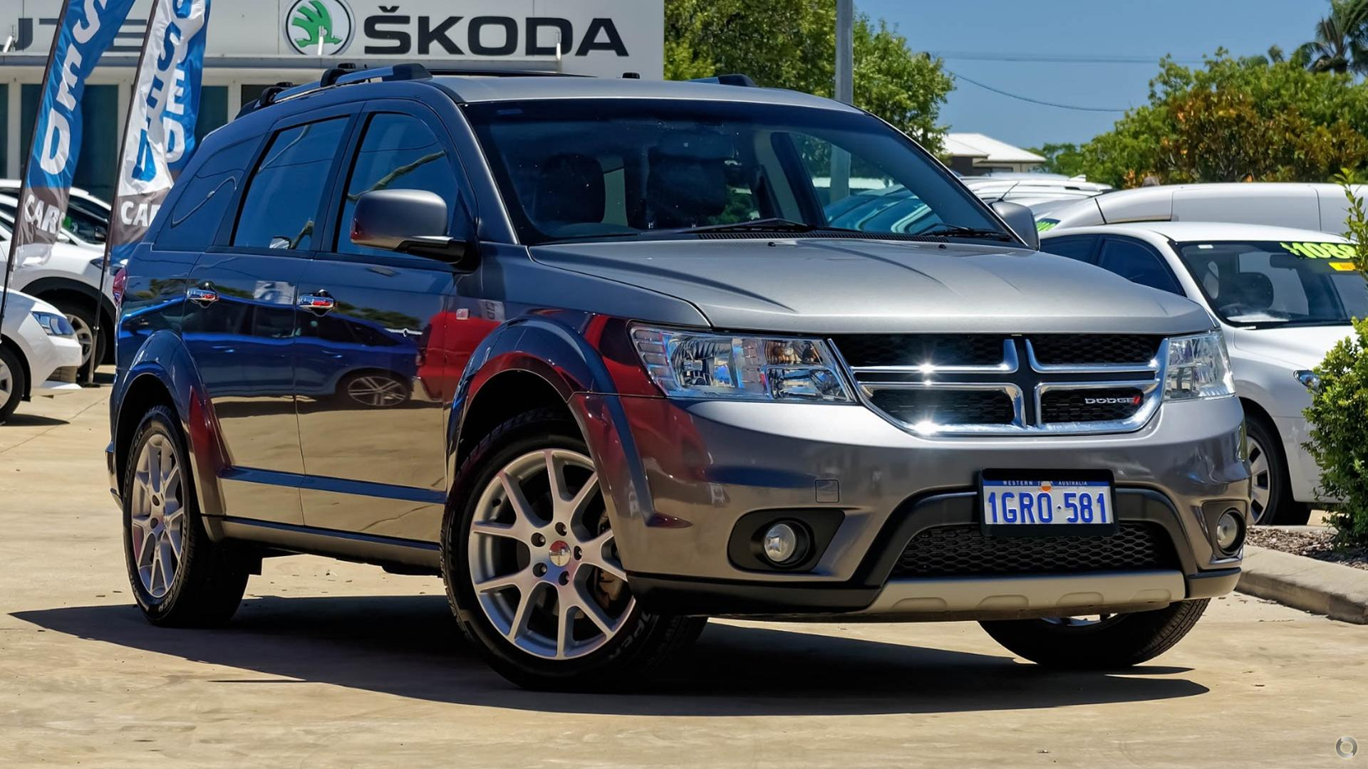 2012 Dodge Journey R/T JC