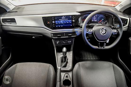 2017 Volkswagen Polo Launch Edition AW