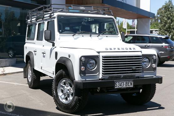 2014 Land Rover Defender  110