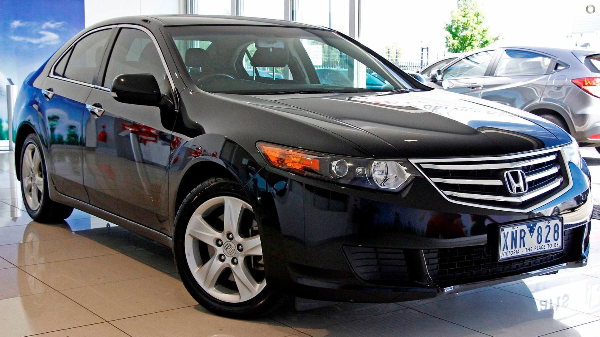 2009 Honda Accord Euro  8th Gen