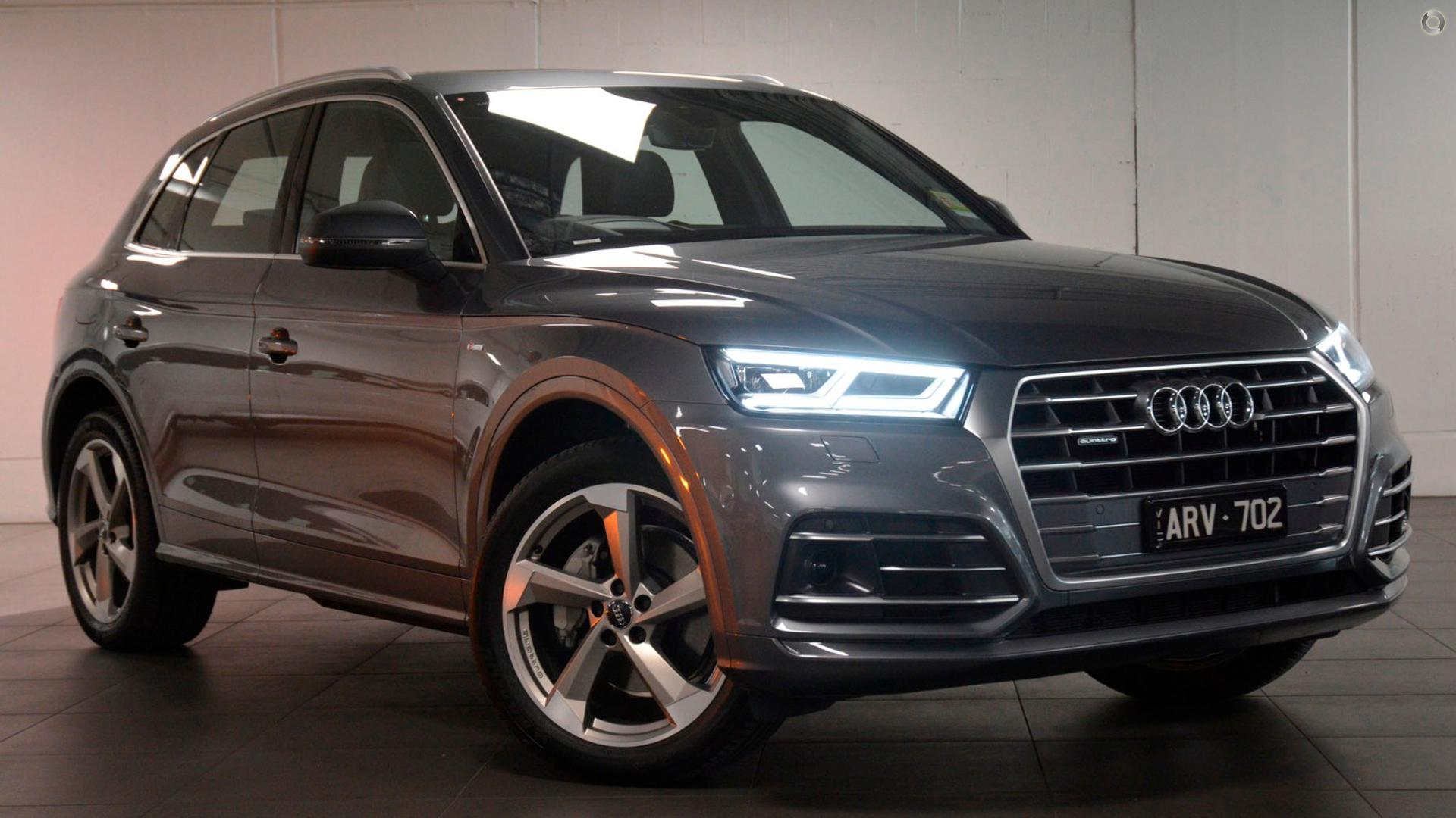 2017 audi q5 tdi sport fy zagame automotive. Black Bedroom Furniture Sets. Home Design Ideas