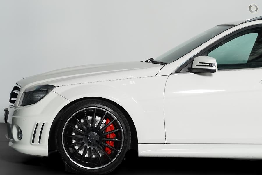 2011 Mercedes-Benz C63 AMG W204