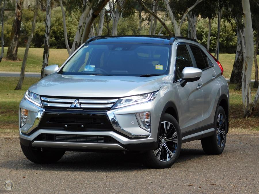 2017 Mitsubishi Eclipse Cross Exceed YA