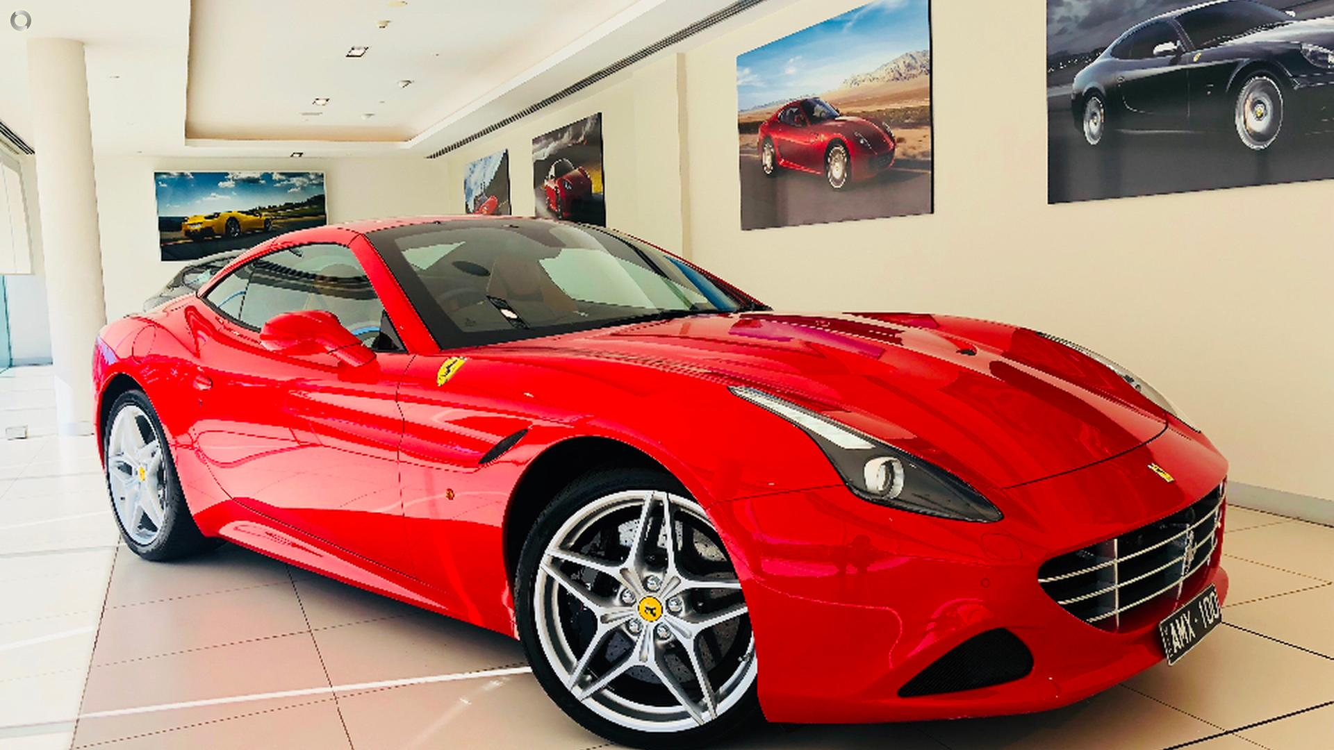 2016 Ferrari California T F149