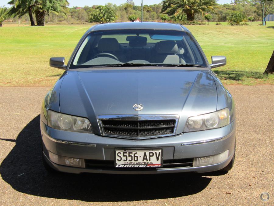 2005 Holden Statesman International WL
