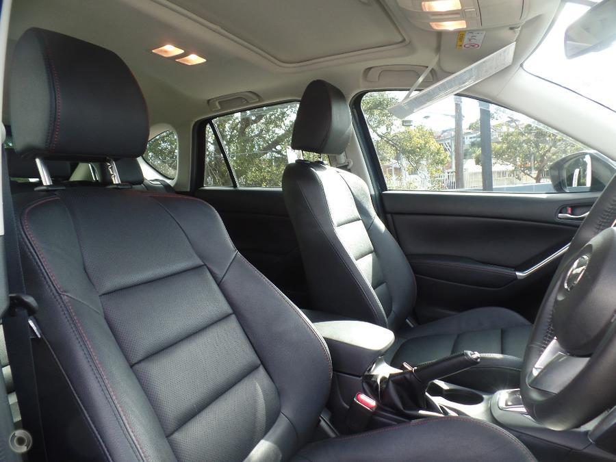 2014 Mazda CX-5 Akera KE Series