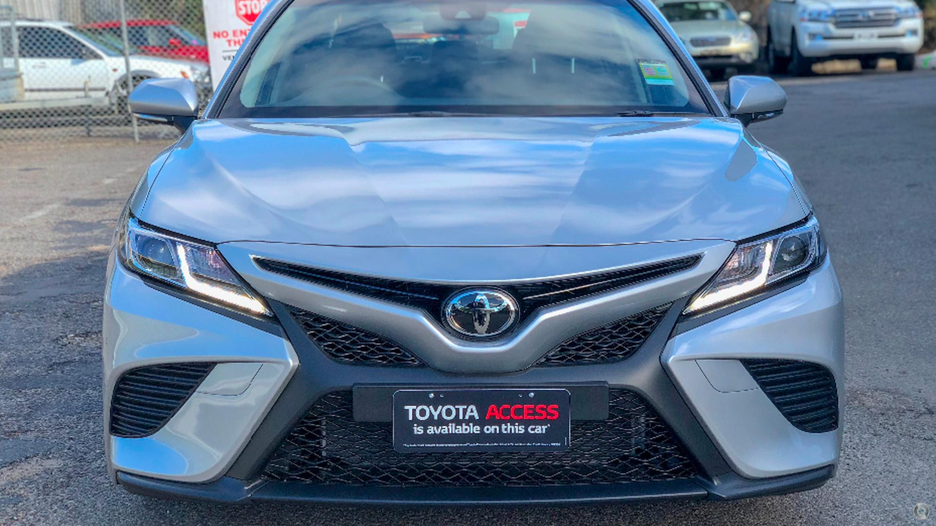2018 Toyota Camry Ascent Sport ASV70R