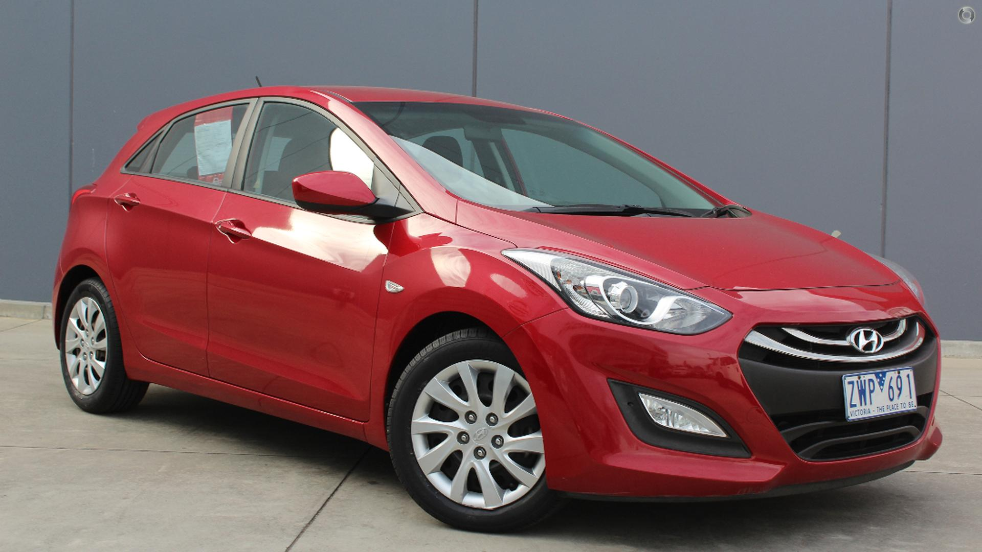 2013 Hyundai i30 Active GD