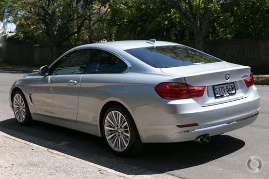 2015 BMW 420d Luxury Line F32