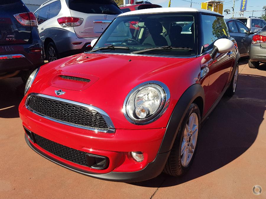 2011 MINI Hatch Cooper S R56 LCI