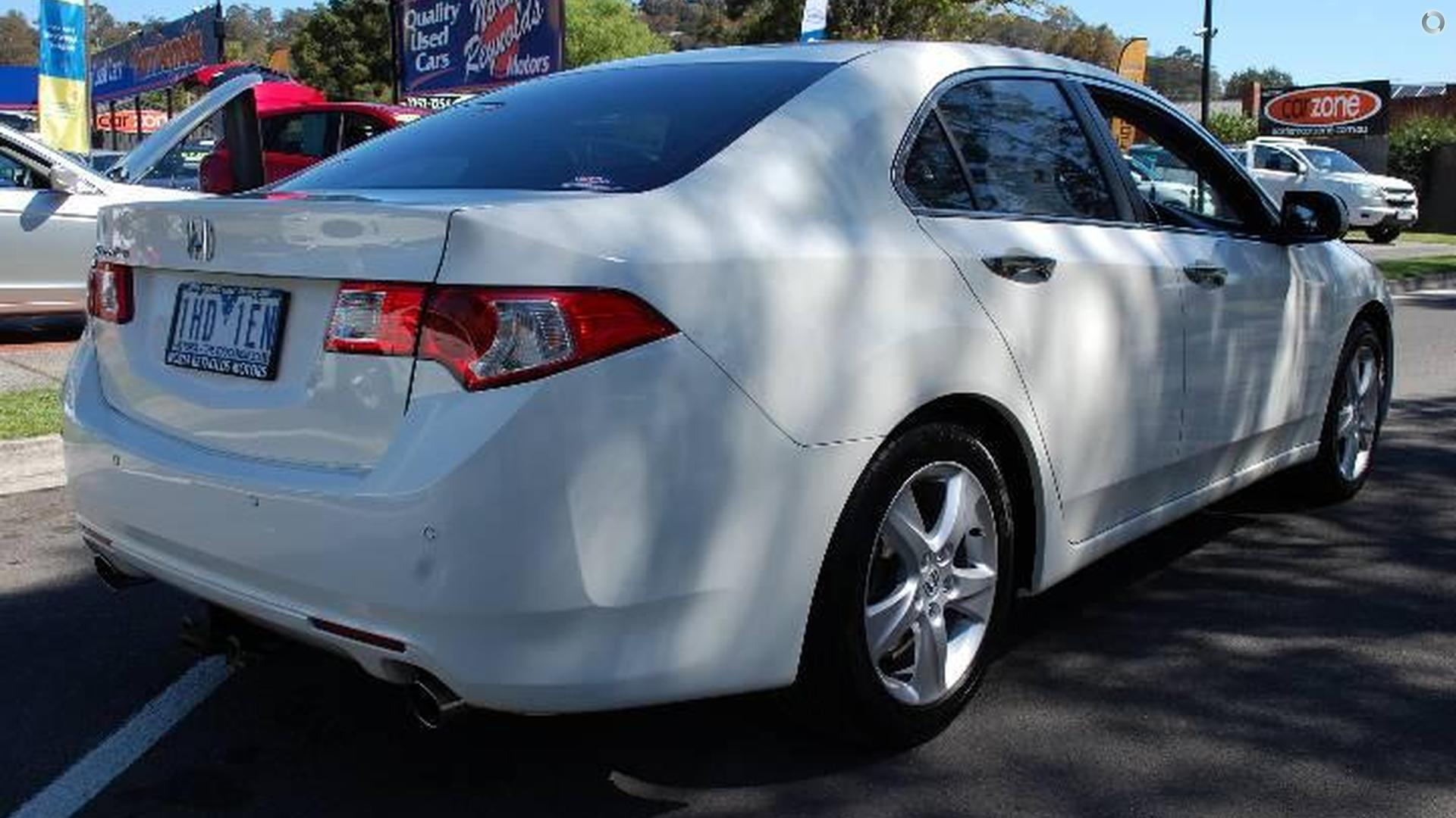 2010 Honda Accord Euro  8th Gen