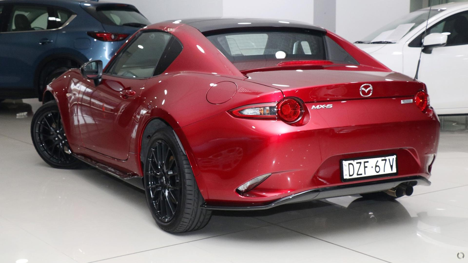 2017 Mazda MX-5 Limited Edition ND