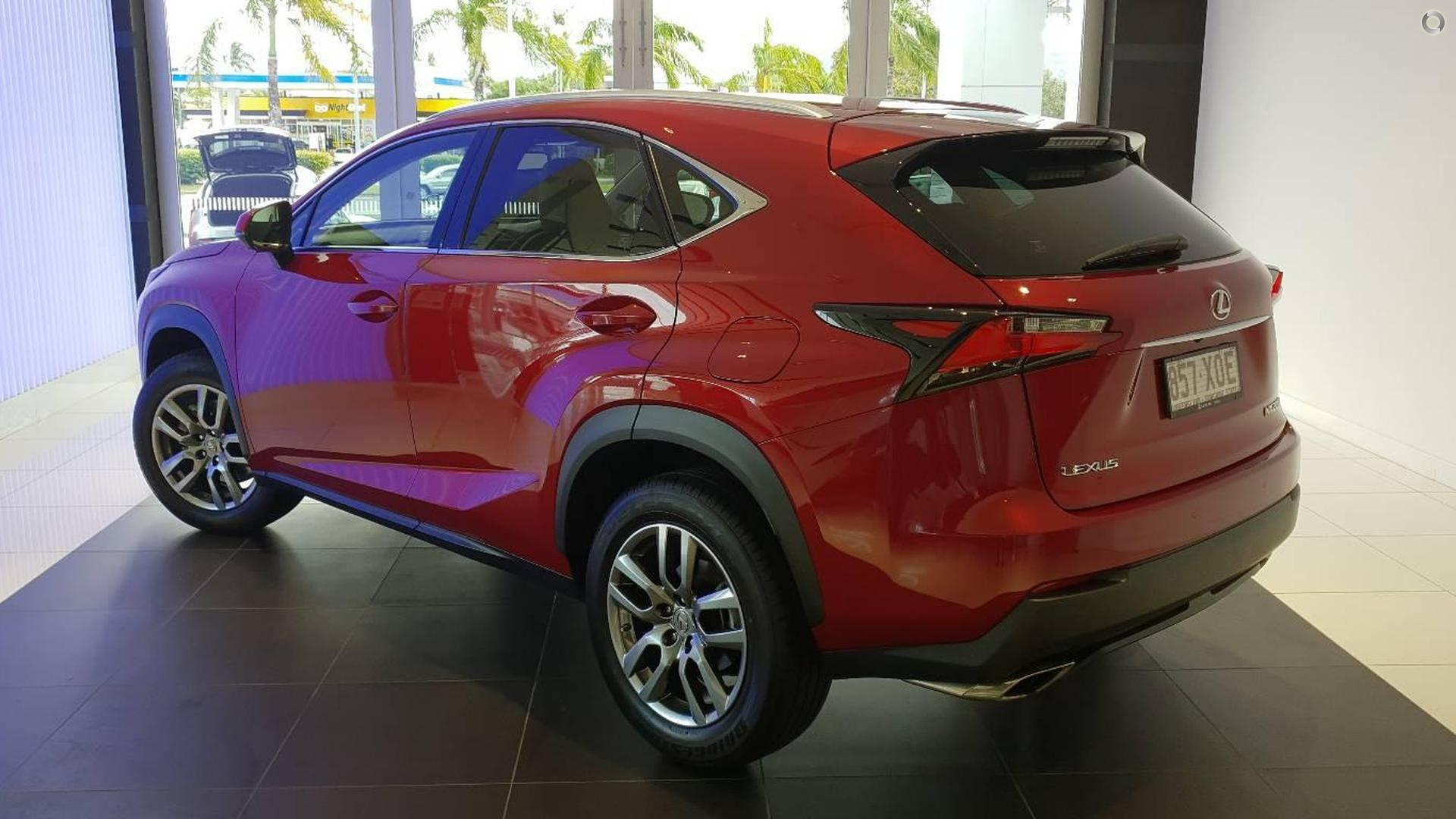 2017 Lexus NX NX200t Luxury AGZ15R