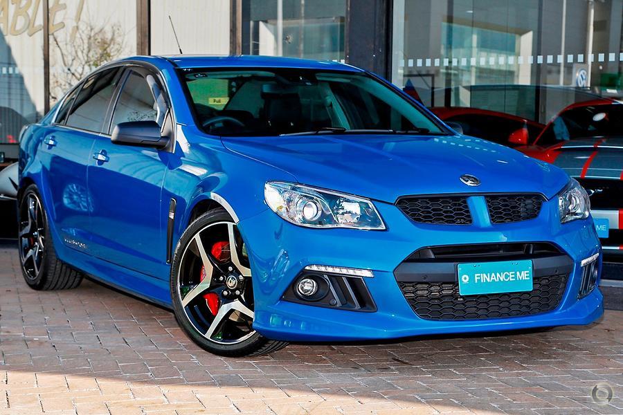 2014 Holden Special Vehicles Clubsport R8 GEN-F