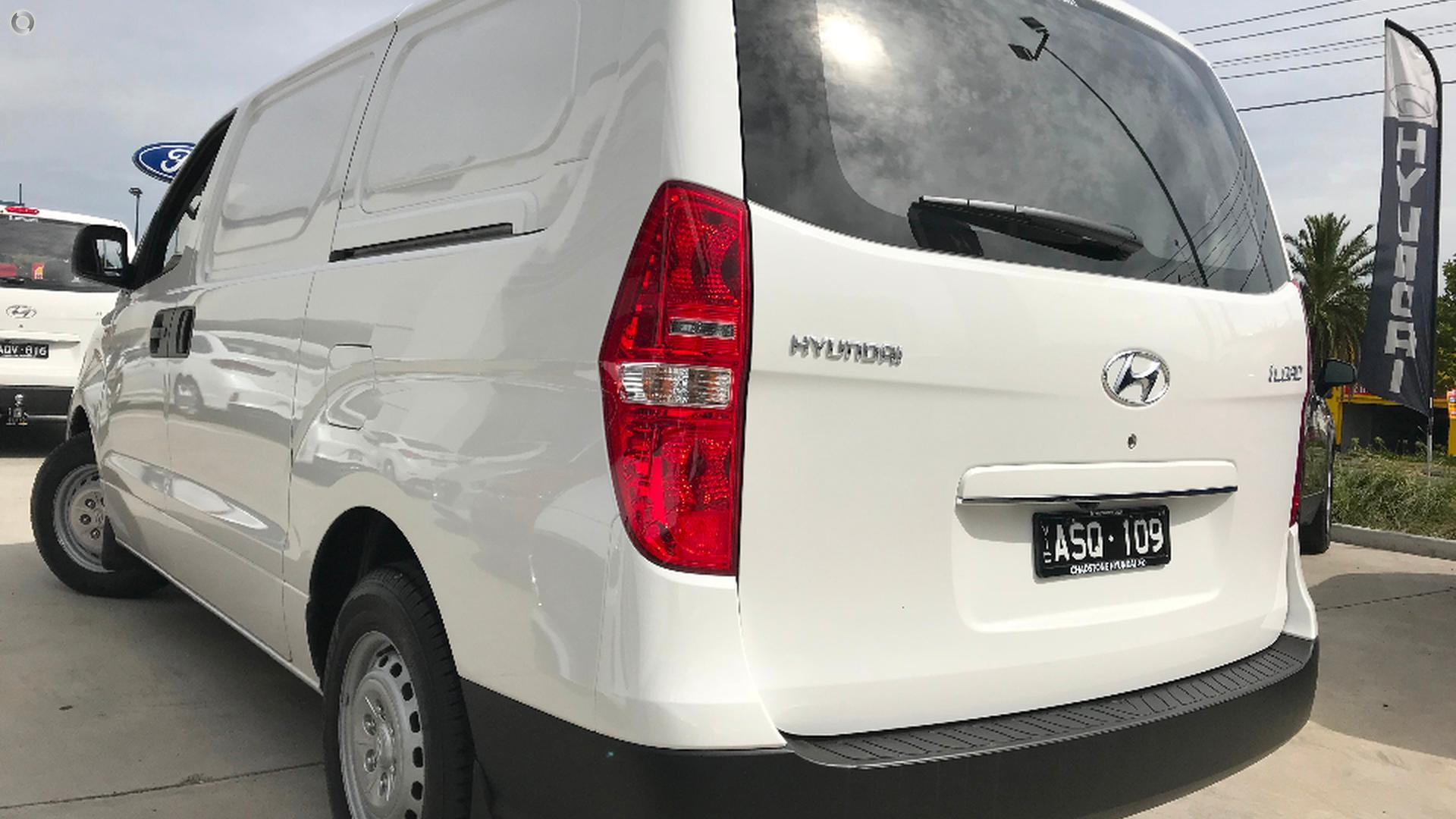 2018 Hyundai iLoad  TQ3-V Series II